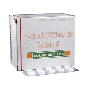 Aquazide 12.5 mg Tablet