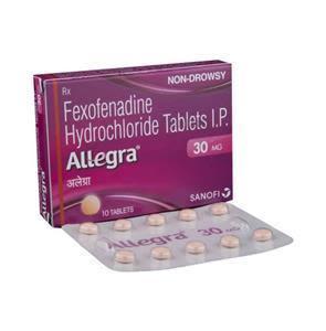 Allegra 30 mg Tablet