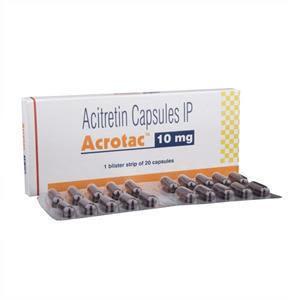 Acrotac 10 mg Capsule
