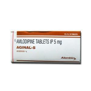 Aginal 5 mg Tablet
