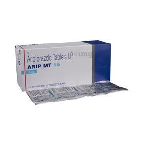 Arip MT 15 mg Tablet