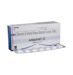 Arbitel MT 25 mg Tablet