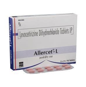 Allercet L Tablet