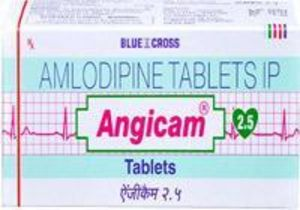 Angicam 2.5 mg Tablet
