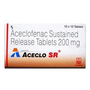 Aceclo SR Tablet