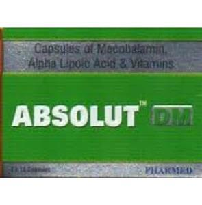 Absolut DM Tablet