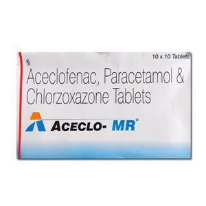 Aceclo MR Tablet