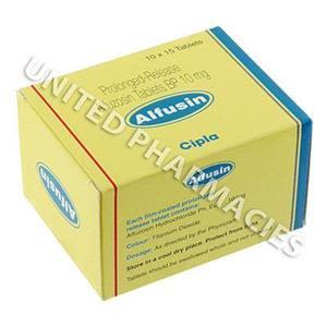 Alfusin 10 mg Tablet