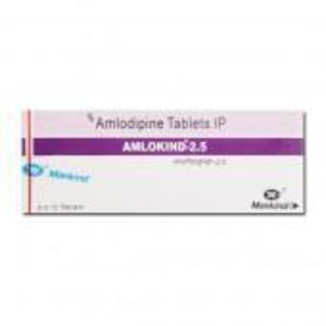 Amlokind 2.5 mg Tablet