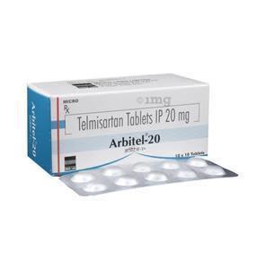 Arbitel 20 mg Tablet