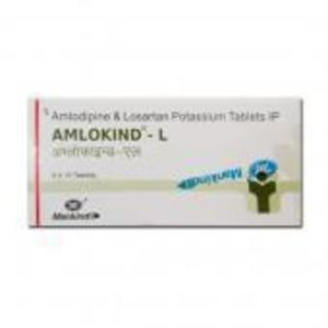 Amlokind L Tablet