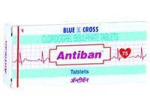 Antiban 75 mg Tablet