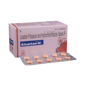 Alsartan H Tablet