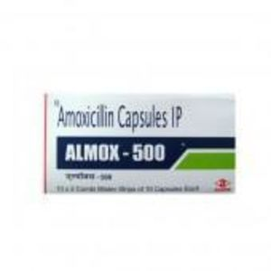 Almox 500 mg Capsule