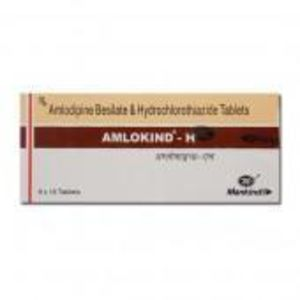 Amlokind H Tablet