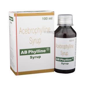 AB Phylline Syrup 100 ml