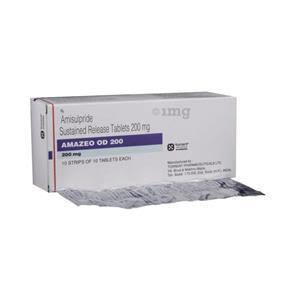 Amazeo OD 200 mg Tablet