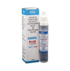 Andre Plus Eye Drops 10 ml