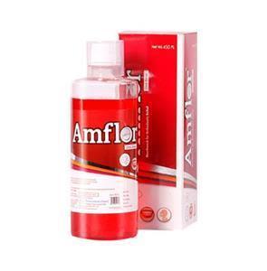 Amflor Oral Rinse Mouthwash 450 ml