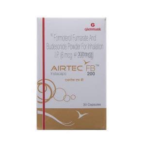 Airtec FB 200 mg Rotacaps
