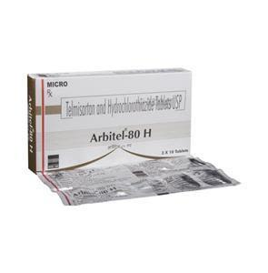 Arbitel H 80 mg Tablet