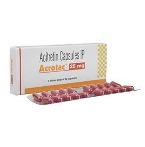 Acrotac 25 mg Capsule