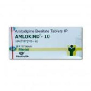 Amlokind 10 mg Tablet