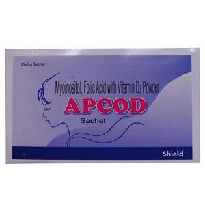 Apcod Sachet 5 gm