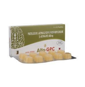 Alfa Gpc 400 mg Tablet
