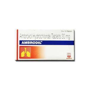 Ambrodil Tablet
