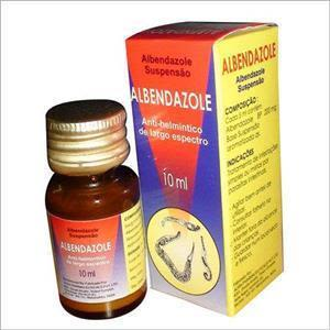 Albendazole Syrup