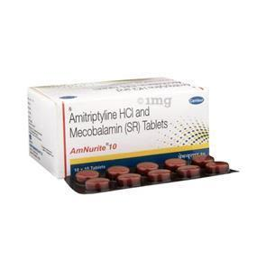 Amnurite 10 mg Tablet