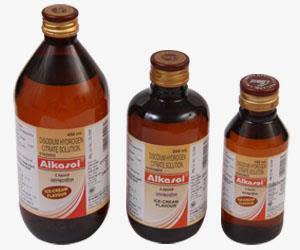 Alkasol Syrup 100 ml
