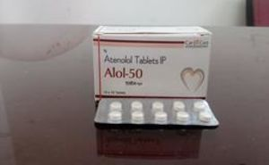 Alol 50 mg Tablet