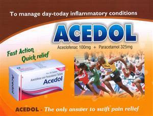 Acedol Tablet