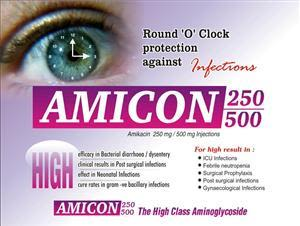 Amicon 50 mg Tablet