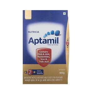 Aptamil Stage 2 400 gm