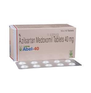 Abel 40 mg Tablet