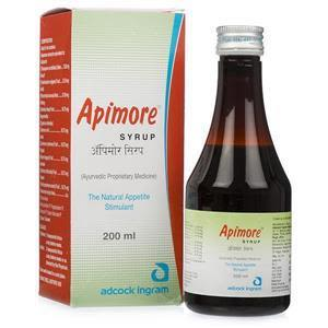 Apimore Syrup 200 ml