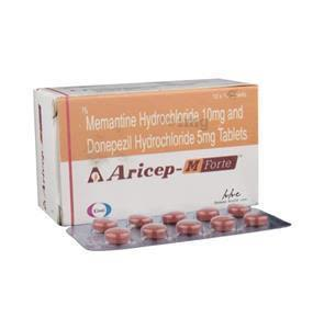 Aricep M Forte Tablet