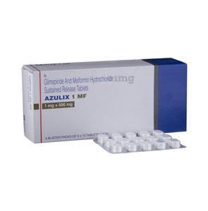Azulix 1 MF Tablet