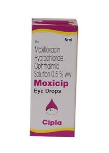 Moxicip Eye Drops 5 ml