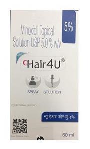 Hair 4U 5% Spray 60 ml