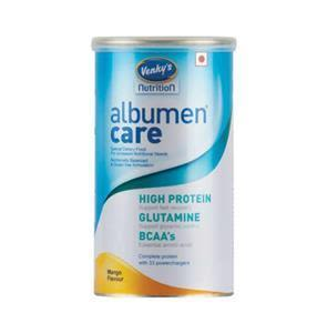 Albumen Care Mango Flavor 200 gm