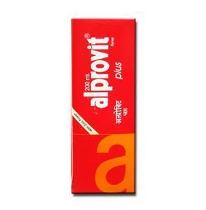 Alprovit Plus Syrup 200 ml