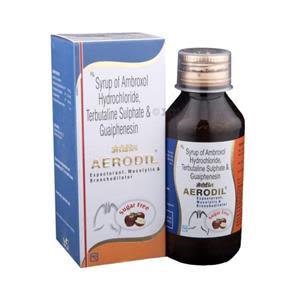 Aerodil Syrup 100 ml