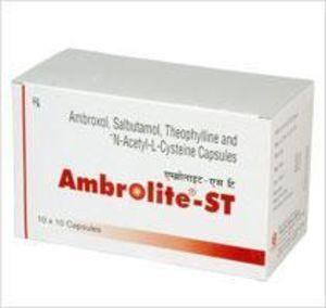Ambrolite ST Capsule