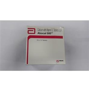 Abocal 500 mg Tablet