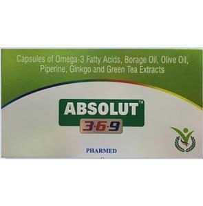 Absolut 3.6.9 mg Capsule