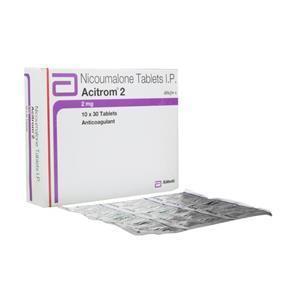 Acitrom 2 mg Tablet